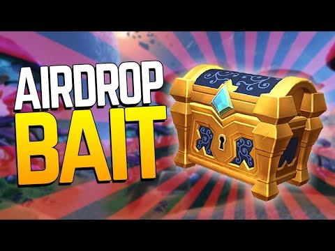 The ULTIMATE Airdrop Bait | Realm Royale Tournament Practice