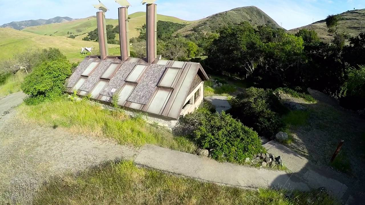 Cal Poly Architecture Graveyard Drone Footage Youtube