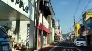 長崎県松浦市商店街