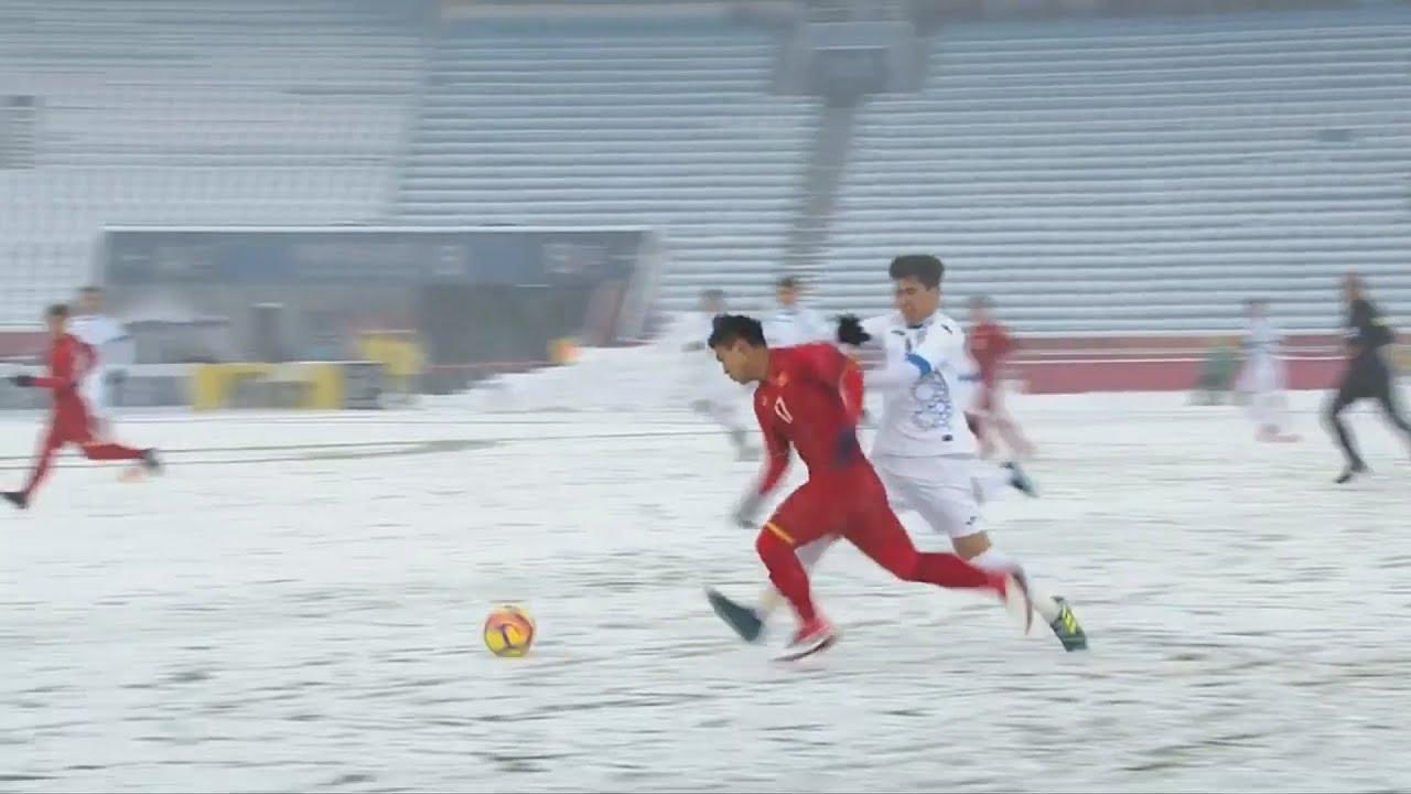 Trận Đấu Cảm Xúc Nhất Của Bóng Đá VN | Việt Nam vs Uzbekistan (Thường Châu 2018) Full HD