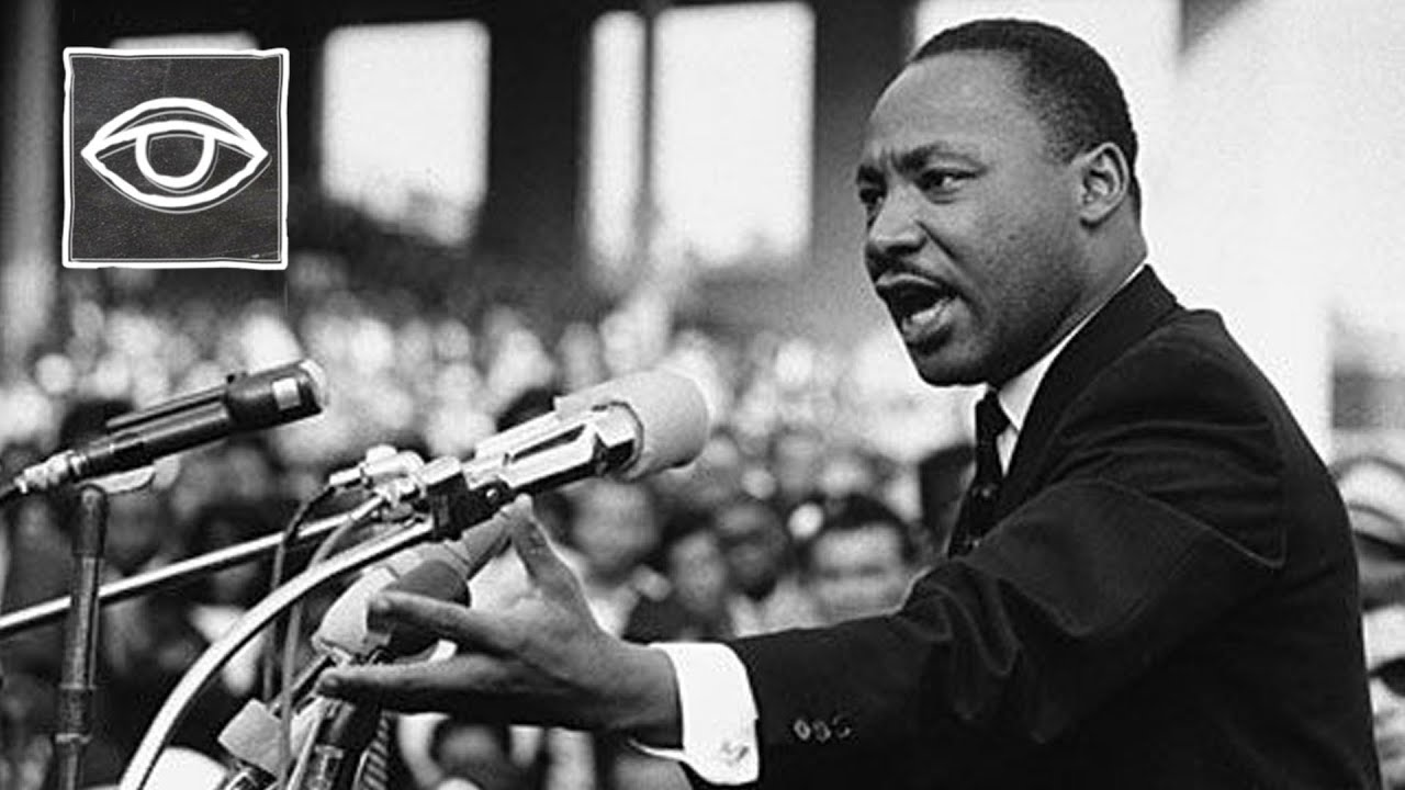 how to speak like martin luther king