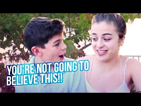 when did baby ariel and bruhitszach start dating