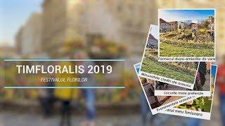 Festivalul florilor in Timisoara - Timfloralis 2019 - Ziua 1
