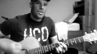 """Lullaby""- Shawn Mullins (COVER)"