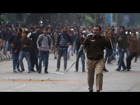 استمرار المظاهرات في الهند احتجاجا على قانون مثير للجدل حول الجنسية …  - نشر قبل 15 ساعة