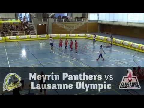 Tchoukball  Suisse 2017 / Finale LNA : Meyrin - Lausanne [Acte I]