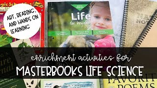 Master Books Science - Life for Beginners | Coordinating Enrichment Activities