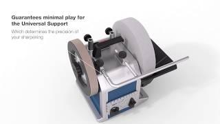 Tormek T 8 Wetstone Grinder / Sharpener