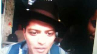 Bruno Mars on Phredley Brown tinychat live