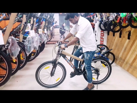 Firefox bycycles in cheap price | Best place to buy amazing bikes | Model town 1st delhi