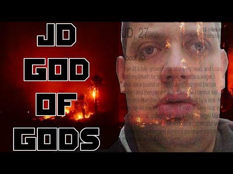JD God of God's