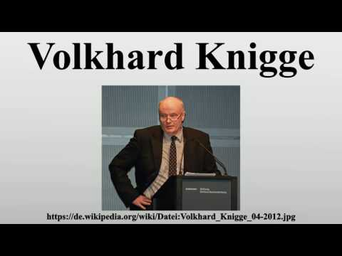 Volkhard Knigge