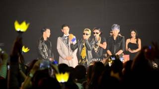 "[Fancam] Big Bang - ""Artist of the year ""Award @ MAMA 2012 HK"
