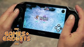 PS VITA Games 2014 + PS4 Resogun | SBTV Games & Gadgets