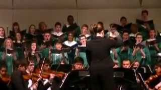 Mozart Requiem Sanctus, Agnus Dei; Communio