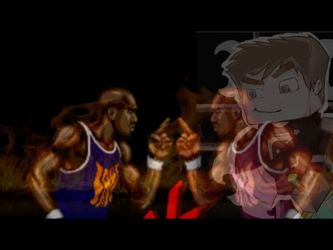 Fit RAGES at Shaq-Fu (Worst Fighting Game In History)