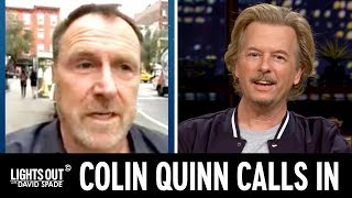 "Colin Quinn Brings Us the Latest on Mike ""The Situation"" Sorrentino - Lights Out with David Spade"