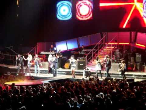 American Idol Top 10 - Don't Stop The Music - Tulsa, OK