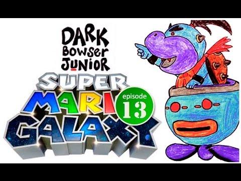 Super Mario Galaxy : Episode 13 - Tox Box terror and the ice mechanics