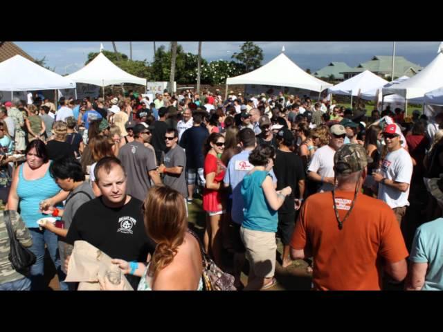Maui Brewers Festival - 2011