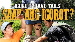 Saan ang Igorot?   FDG STAGES