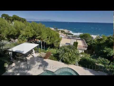 Luxury Villa on Cap d'Antibes for Sale