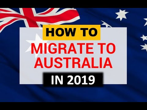 How To Immigrate To Australia  | What's The Easiest Way To Migrate To Australia