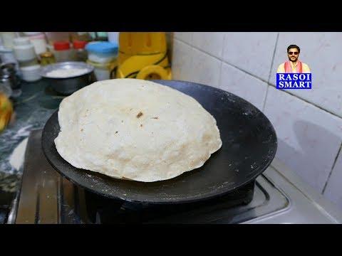 Jowar ki Roti/Bhakri/Jolada Rotti - Chef Aadharsh Tatpati