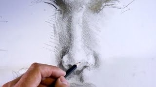 ganz einfach zeichnen lernen 15: Nase