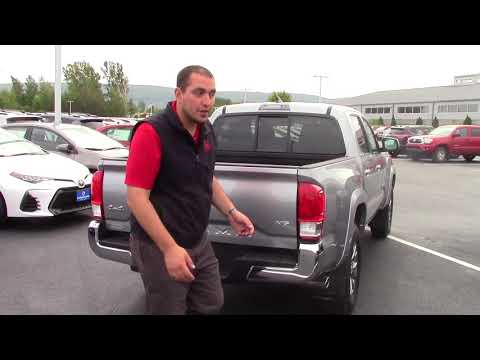 2017 Toytoa Tacoma SR5 Access Cab and Double Cab for Diana and Michael from  Wade
