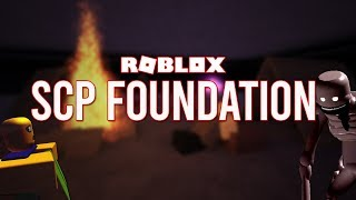 Let's Play ROBLOX - SCP Foundation! (SUPER SCARY!)