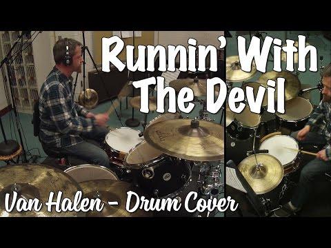 Van Halen - Runnin' With The Devil Drum Cover