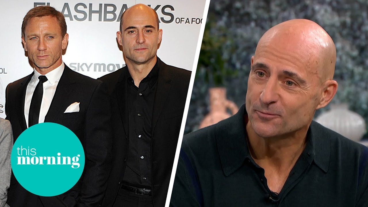 Mark Strong Reveals How a Night Out With Daniel Craig Cost Him A James Bond Role | This Morning