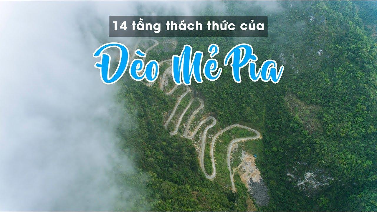 Nín Thở Đổ Đèo Mẻ Pia 14 Tầng - Con Đèo Nhiều Tầng Nhất Việt Nam Tại Bảo Lạc Cao Bằng