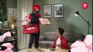 Pizza Hut Easy Order (Hungry)