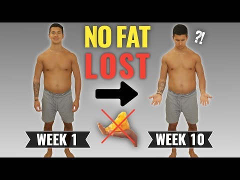 Why You're Not Losing Fat (4 HIDDEN Mistakes You Don't Realize You're Making)