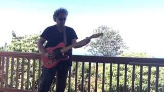 spaghetti western spy surf guitar instrumental