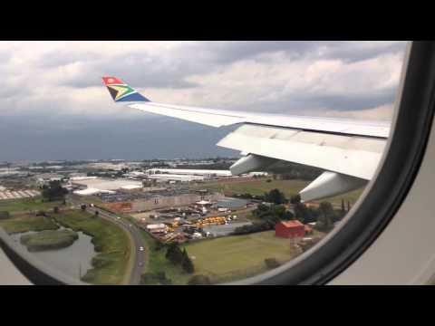 [Trip Report] South African Airways Economy Class | Dakar-Johannesburg | A330-200