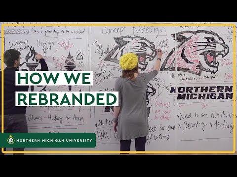 How We Rebranded Northern Michigan University