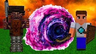 Убил Бессмертное Чудище которому уже 10000 лет в майнкрафт! #5 Звездные Врата. Ритуал времени