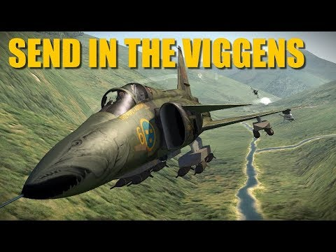 Venezuela Campaign: Reapers Put Naval Base Out Of Action | Viggen F-15 A-10 Su-25 | DCS