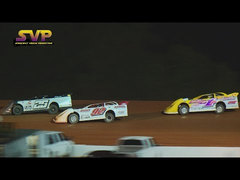 $5,000 to win | Southern Thunder Late Models | Cochran Motor Speedway | 7-3-16