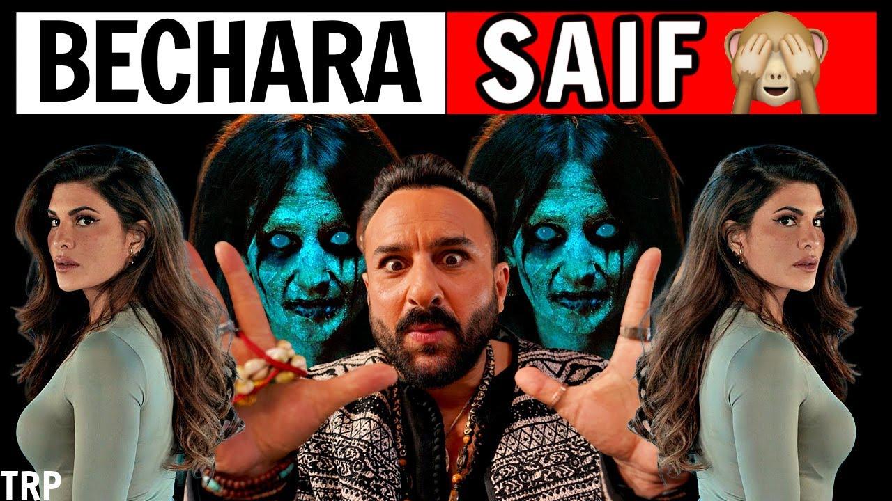 Bhoot Police Movie Review & Analysis   Saif Ali Khan, Arjun Kapoor, Yami Gautam Jacqueline Fernandez