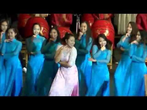 Thien An Performing Arts @ Vietnamese Martyr Mass 2015
