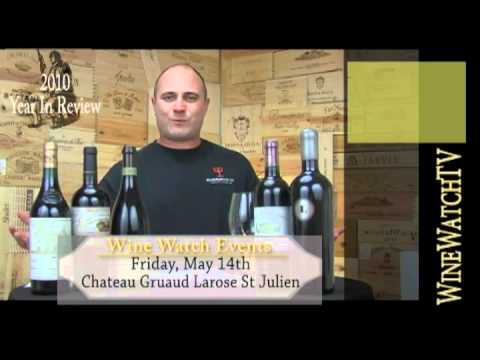Wine Watch TV- 2010 Year in Review - click image for video