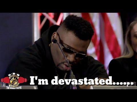 """JARRELL MILLER REACTS TO POSITIVE TEST: """"I'M DEVASTATED........."""""""