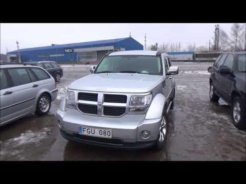 Авто из Литвы: Внедорожники (Рамные Джипы/Внедорожники)