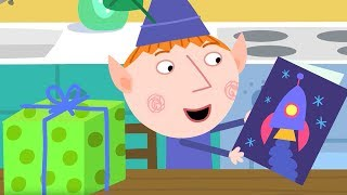 Ben and Holly's Little Kingdom Ben's Birthday Card - Compilation - HD Cartoons for Kids