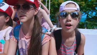 """Итоговая работа 3 смены нашего летнего лагеря - клип """"Наше лето"""""""