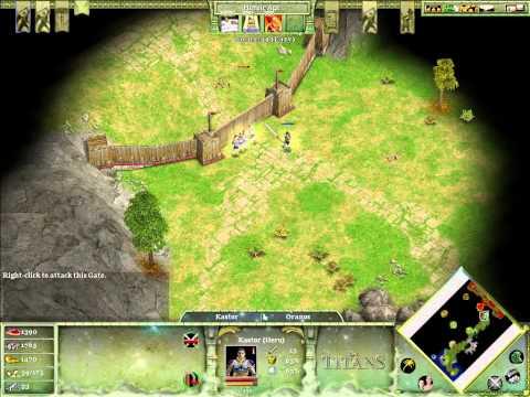 Age of Mythology: The Titans Speedrun M3 (3:02)